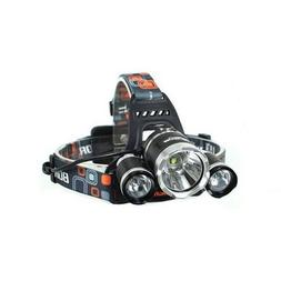 Surborder Shop Waterproof LED Headlamp Headlight with Dimmer