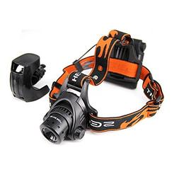 ON THE WAY LED Headlights/Headlamp | Wearable Light 4-in-1 |