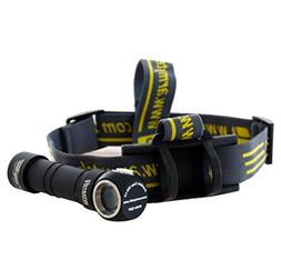 Armytek Wizard v3 XP-L CW USB Rechargeable Headlamp -1250Lm