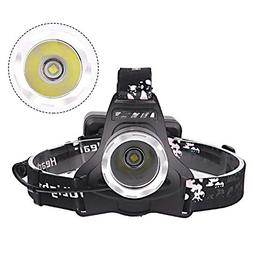 Alician XHP50 LED Super Bright Headlight Practical 4000Lum U