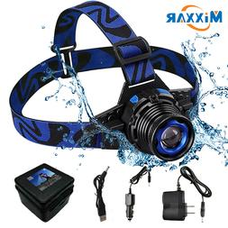 ZK50 Dropshipping LED <font><b>Headlamp</b></font> 3 Modes Q